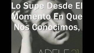Adele - Make You Feel My Love (Traducida Al Español)