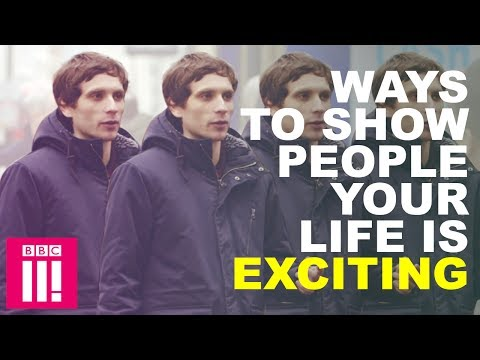 Ways To Show People Your Life Is Exciting - Daniel Simonsen's Life Lesson