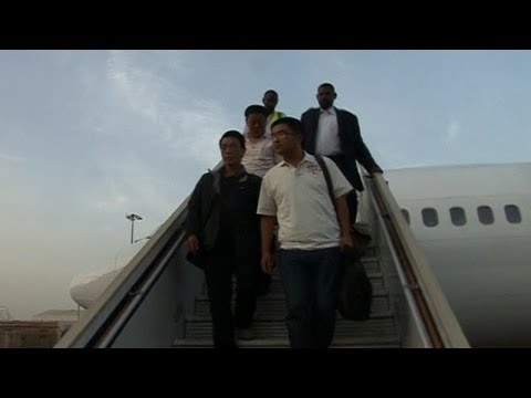 Kidnapped Chinese Workers Freed in Darfur