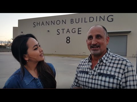 Michael Papajohn Interview - [Ainura Sadvakassova]
