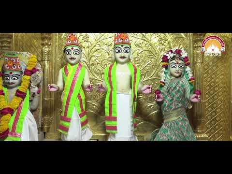 ધન્ય ધન્ય ગઢપુર ।। Dhany Dhany Gadhapur || Swaminarayan Kirtan || Swaminaryan Vadtal Gadi