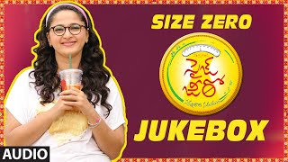 Size Zero Jukebox || Full Audio Songs || Arya, Anushka Shetty, Sonal Chauhan