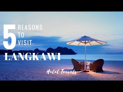 5 Reasons to visit Langkawi | Halal Travels