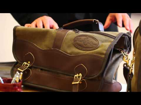 Frost River Briefcase Review