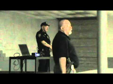 Jacksonville Texas Police Dept - Open Carry Meeting 02/01/2016