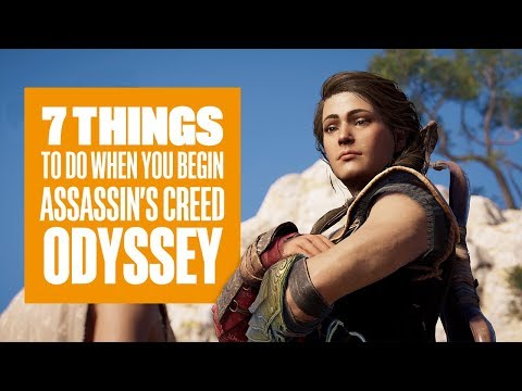 7 Things You Can Do When You Begin Assassin's Creed: Odyssey - Assassin's Creed Odyssey Gameplay