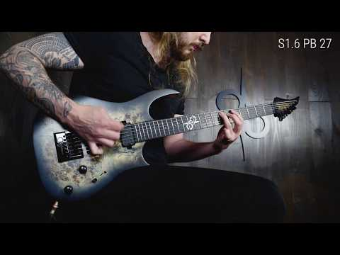 Solar Guitars S1.6 PB 27