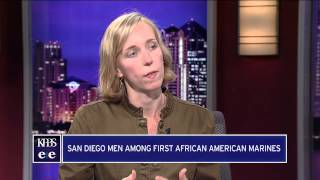 History Of First African-American Marines Preserved By San Diego Students