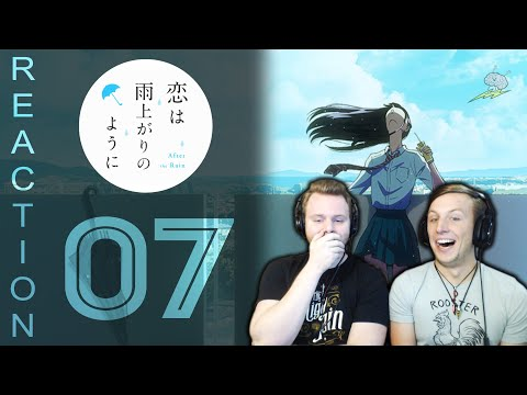SOS Bros React - After The Rain Episode 7 - Hug It Out