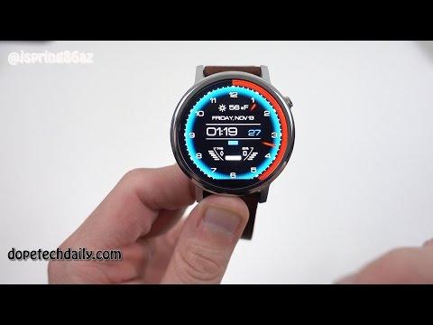 Moto 360 2nd Gen 46mm Full Review