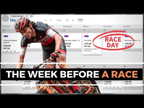 How to Taper, What to Do the Week Before a Race