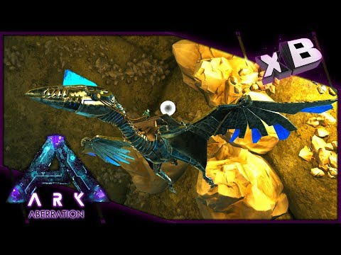 Mobile Drake Egg Collector! :: Modded ARK: Aberration :: E10