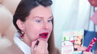 KatyaWORLD Макияж тренд весны French Kiss spring trend makeup 💄