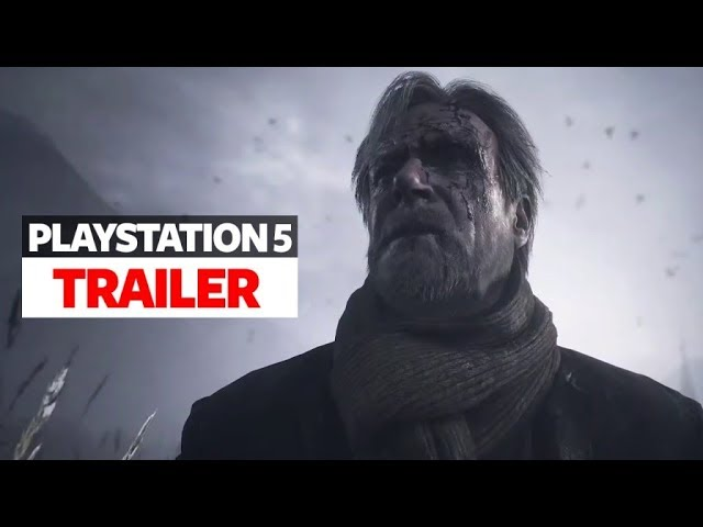 Resident Evil 8 Playstation 5 Trailer (PS5)