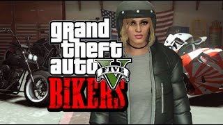 NEW GTA 5 BIKERS DLC! New CUSTOM Clubhouse, Bikes + More! (GTA 5 Online)
