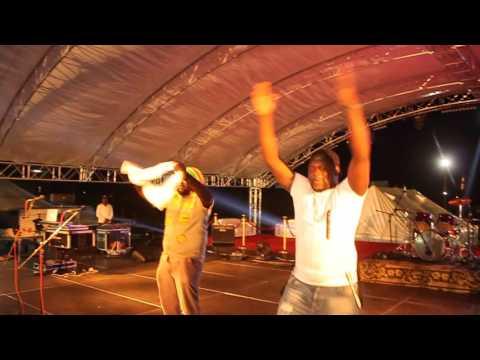 BLOT LIVE @ GLAMIS ARENA (ANTONY B ZIMBABWE TOUR)