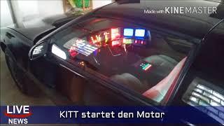 Video Knight Rider KITT startet seinen Motor - Remote start download MP3, 3GP, MP4, WEBM, AVI, FLV Juli 2018
