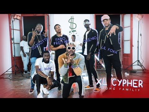 Young Family - Lil Boy, Lil Mac,Lil Fox, Okenio M, JozGotti - XL Cypher