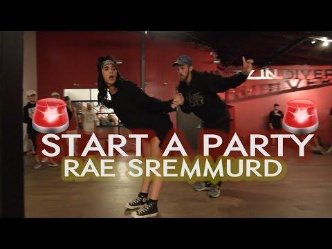 Start A Party - Rae Sremmurd / DANCE VIDEO!