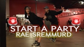 Start A Party - Rae Sremmurd /  DANCE VIDEO!