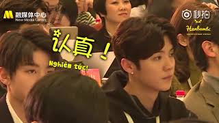 [Vietsub] 171202 China Film New Power Behind The Scenes with Luhan