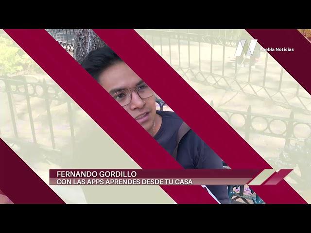 #SET #PueblaNoticias Apps para pasar la cuarentena