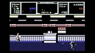 NARC   Ocean   Commodore 64 C64 game gameplay