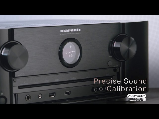 Marantz — Introducing the SR6014