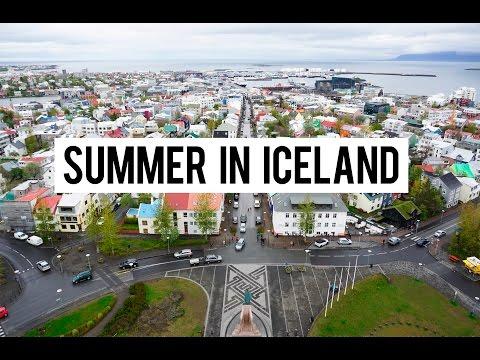 Summer Adventures in Iceland