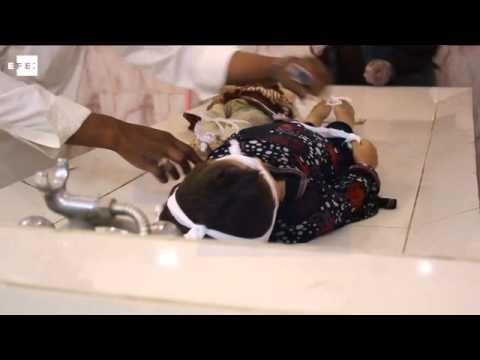 Una mujer con problemas mentales ahoga a sus cuatro hijas en Pakistán