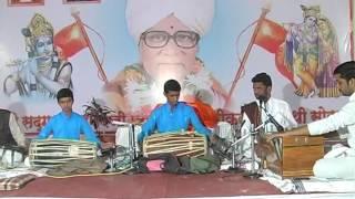 How To Play Varkari Pakhawaj part 1 ताल : चौताल  पंडित दासोपंत स्वामी आलंदिकर