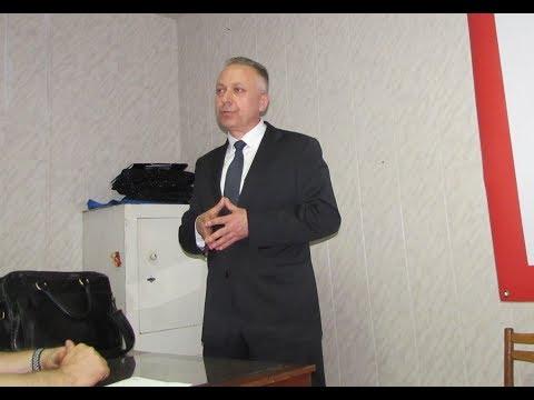 Александр Ильин, самовыдвиженец на Главу Комсомольска-на-Амуре, поддержан КПРФ