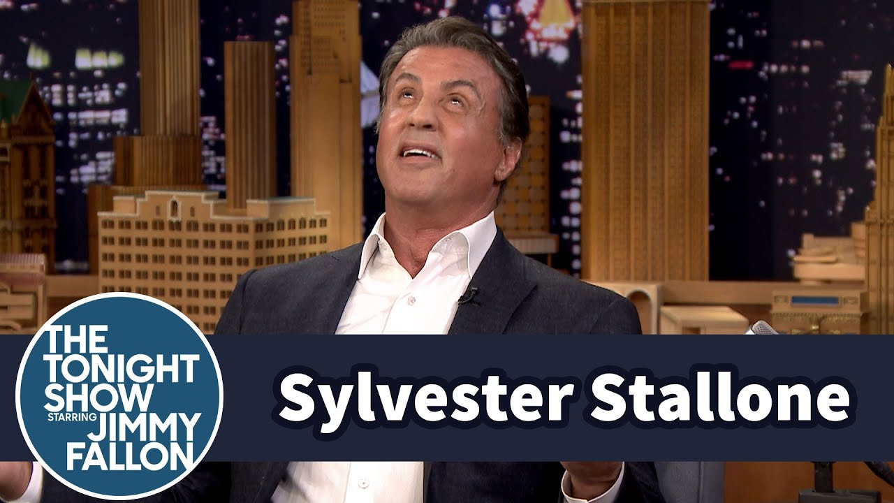 Sylvester Stallone Had...