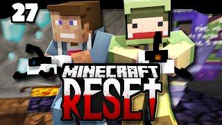 Minecraft RESET #27 | SIMON VERTRAUT MIR NICHT | unge & Dner