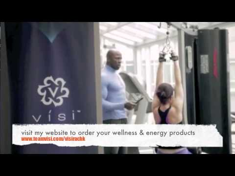 Dalton Brown talks about Visi energy and wellness products