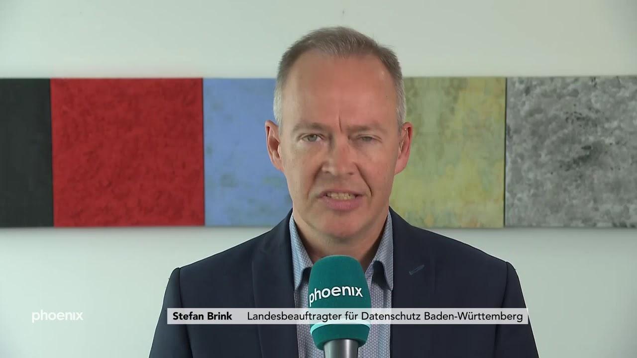 Datenschutzbeauftragter Stefan Brink zum