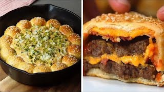 8 Cheeseburger Party Starters | Party Appetizers | Snack Ideas | Twisted