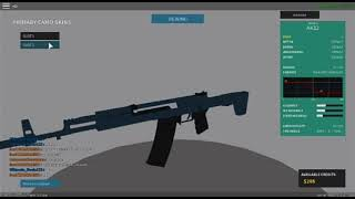 Play gunshot #1 Roblox gameplay