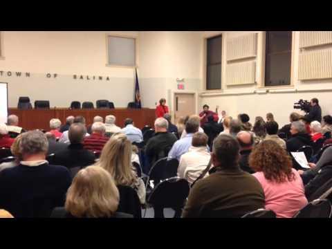 Suburban Residents Speak Against City-County Merger