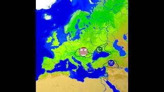 Альтернативная история Европы. Часть II. Валашская независимость.