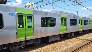 【モーター音重視】山手線E235系トウ04編成 試運転 羽生田発車!