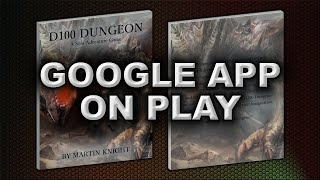 GOOGLE APP ON PLAY (D100 DUNGEON)