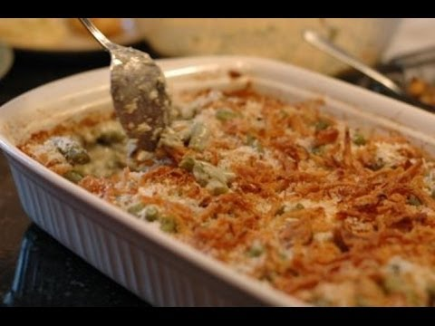 Green Bean Casserole, How to Make Green Bean Casserole, Jan Charles