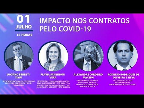 SEMINÁRIO - IMPACTO NOS CONTRATOS PELO COVID-19