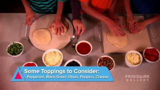 Homemade Pizza Made Easy With Holly Homer & Frigidaire