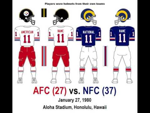 TOP 10 PRO BOWL GAMES