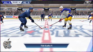 Hockey All Stars: 🏒Build Your Ultimate Franchise iOS Gameplay