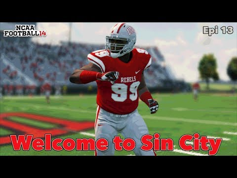 NCAA Football Dynasty | Utah State Wants to Fight | Welcome to Sin City Epi 13
