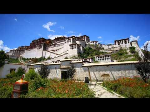 西藏之旅-拉薩˙布達拉宮.