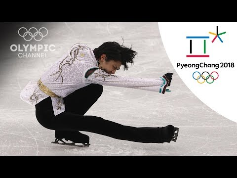 Yuzuru Hanyu (JPN) - Gold Medal | Men's Figure Skating | Fre